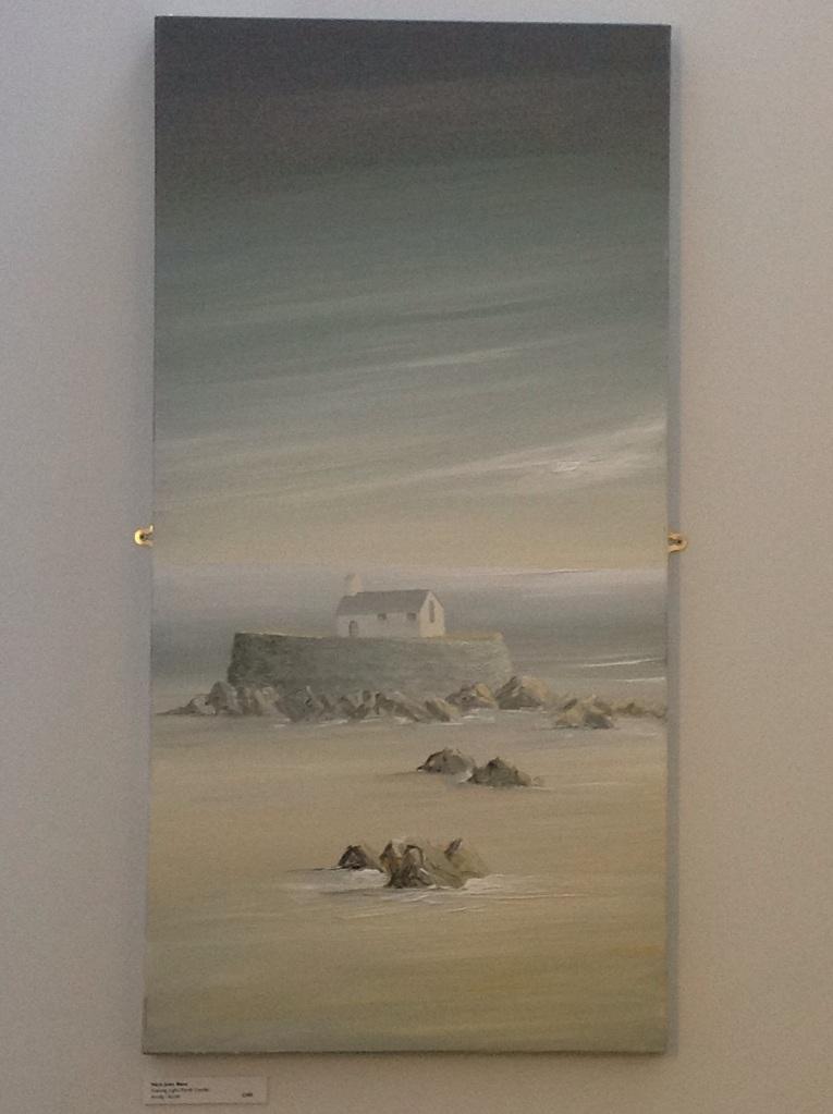 Porth Cwyfan 50cm x 100cm