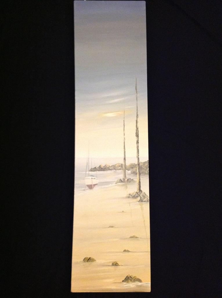 Gwin Segal image size 40cm x 100cm