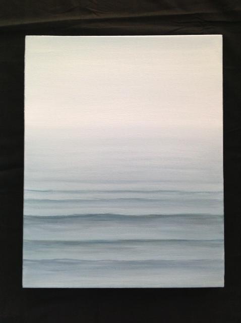 Ebbing Tide image size 40cm x 50cm Ref 53/13