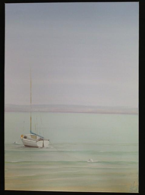Jacksons Bay, Barry image size 50cm x 70cm Ref 41/13
