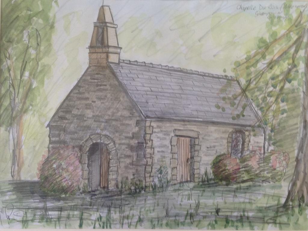 Chapelle du Bois, Brittany