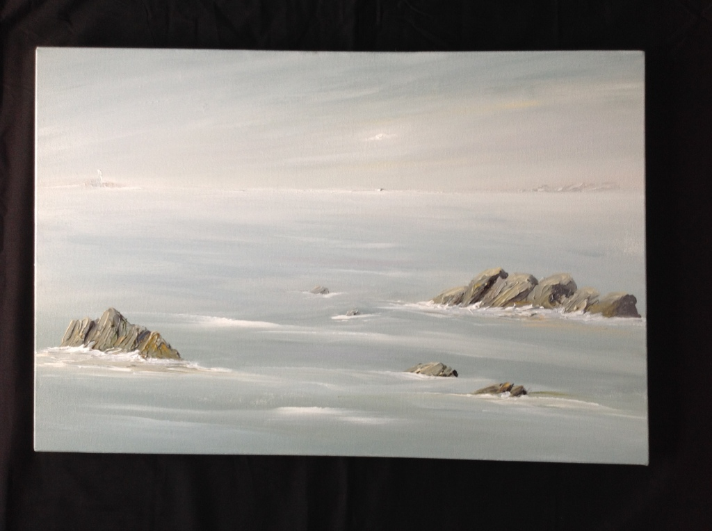 Baie de Paimpol Ref 6/14 image size 76cm x 60cm