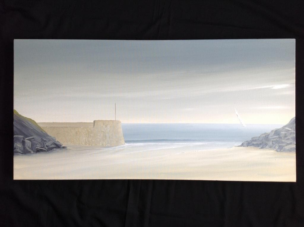 Harbour Theme 3 Ref 89/14 image size 100cm x 50cm