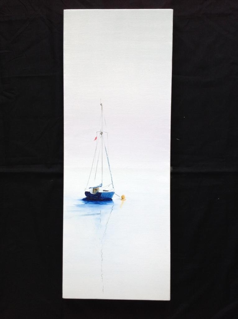 Tranquil Mooring Ref 13/15 image size 30cm x 80cm