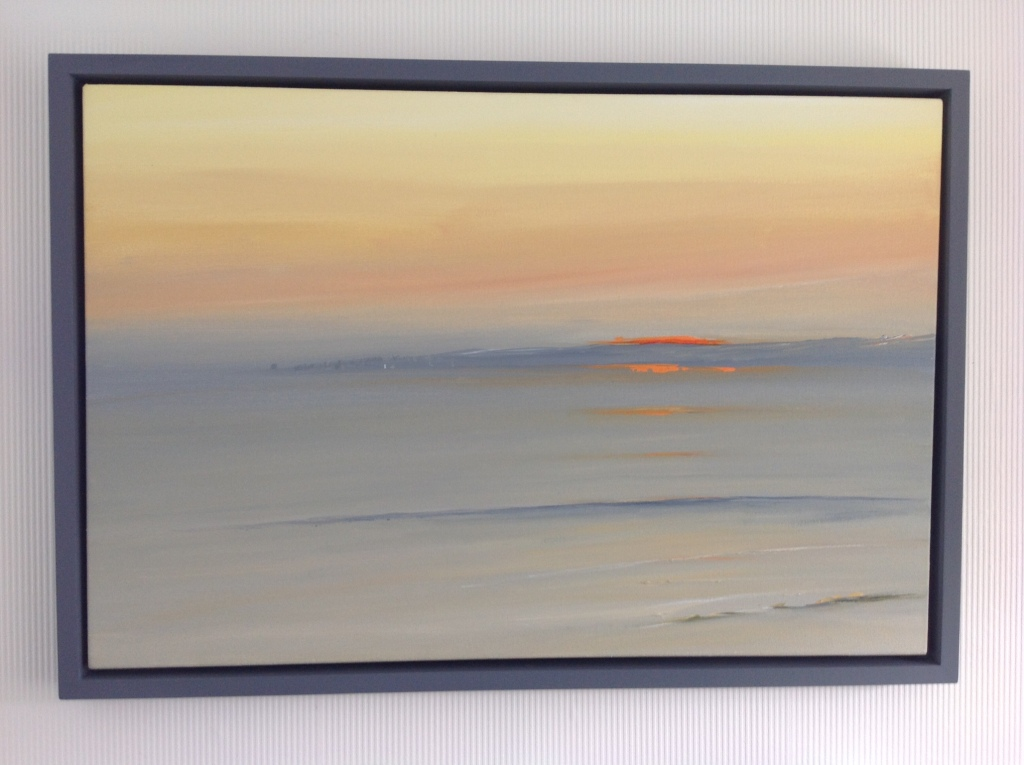 Sunset Over Barry Island