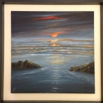 SUNSET BEACH NR GODREVY 50X50 78 OF 15