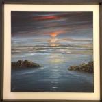SUNSET BEACH NR GODREVY 50X50 78 OF 15