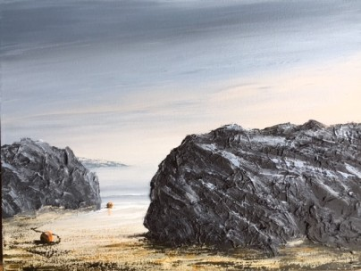 A CALM TREADDUR BAY REF 10 19 60X40