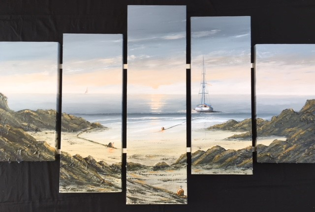 RED SAIL PEMBROKESHIRE QUINTYCH 40 19